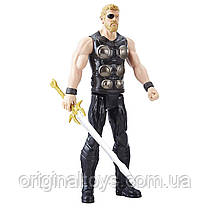 Фигурка Тор Thor Marvel Infinity War Титаны Hasbro, 30 см