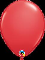 """Воздушный шар стандарт Red/Красный Q 05"""""""