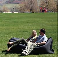 Надувное кресло Лежак