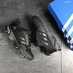 Мужские кроссовки Adidas Fast Marathon 2.0 (черные) , фото 3