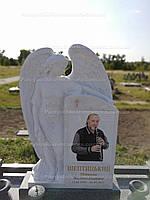 Памятник саксофонисту ангел №98