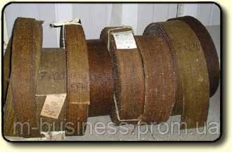Лента  тормозная  ЛАТ-2   тол. 6 х120 мм