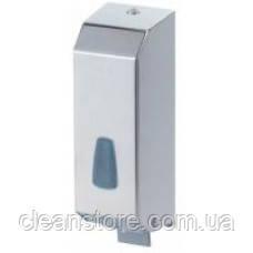 542С Дозатор жидкого мыла  нержавейка глянцевая