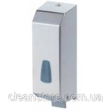 542С Дозатор жидкого мыла  нержавейка глянцевая, фото 2