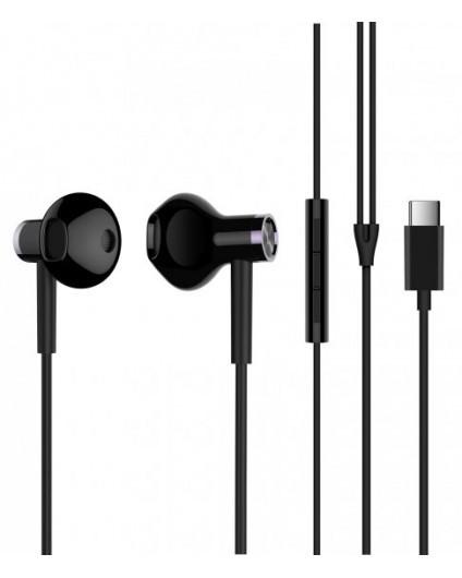 Xiaomi Mi Dual Driver Earphones Type-C (Black) Наушники с микрофоном