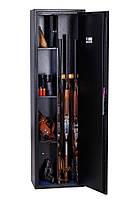 Сейф оружейный 1370*390*250мм / 35 кг на 3 ружья