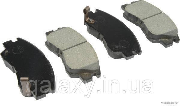 Гальмівні колодки дискові передні MITSUBISHI L300 06.1986 - 08.1996