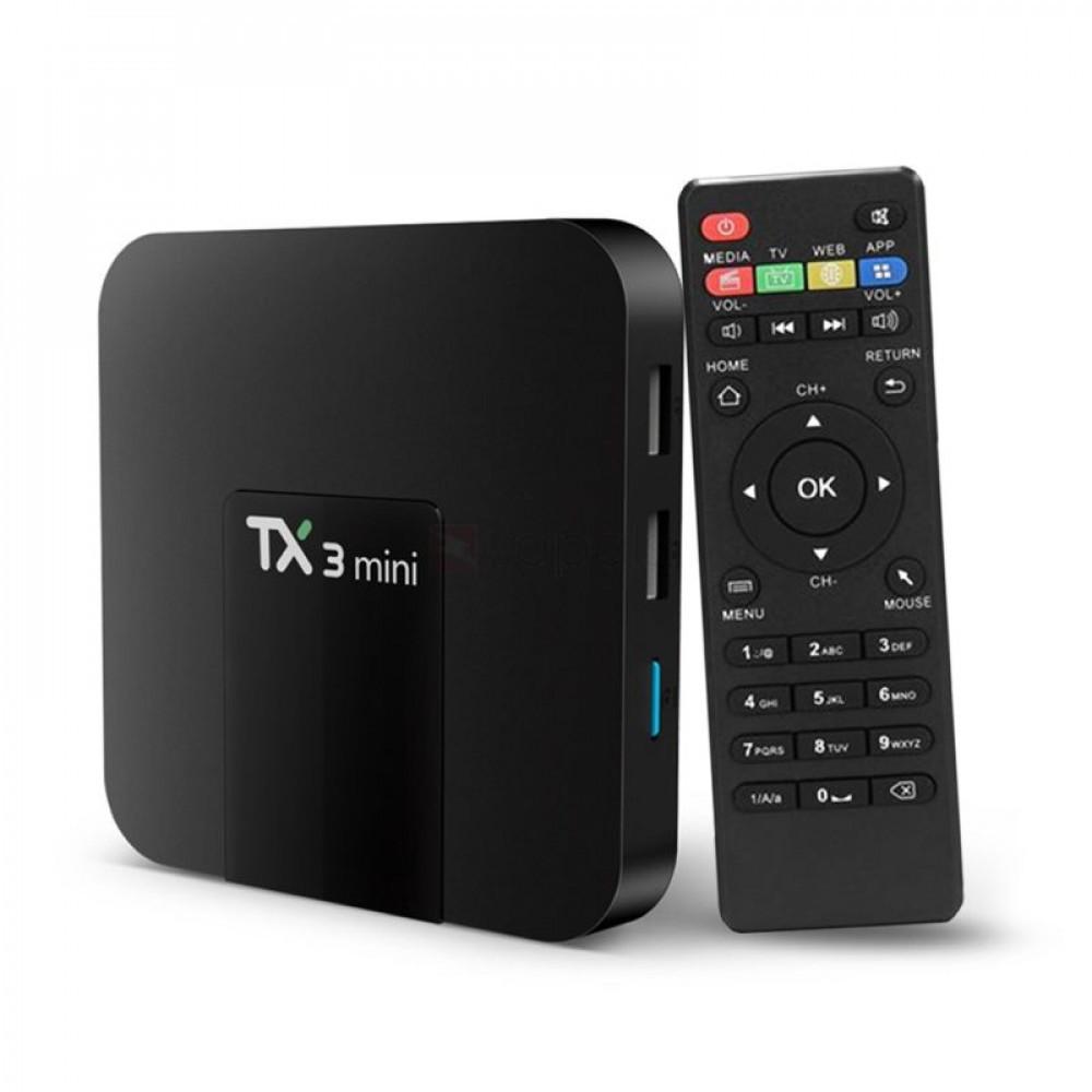тв приставка Smart Tv Box Tx 3 Mini A Bluetooth 2gb16gb продажа