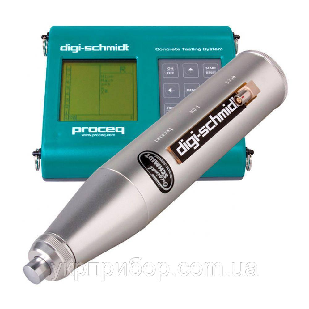 Измеритель прочности бетона (Молоток Шмидта)  Proceq Digi-Schmidt 2000