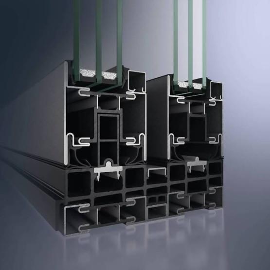 Стальные системы Schüco Jansen подъёмно раздвижные двери Janisol