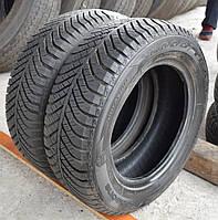 Шины б/у 175/65 R13 Goodyear Vector 4Seasons, ВСЕСЕЗОН, 6 мм, пара