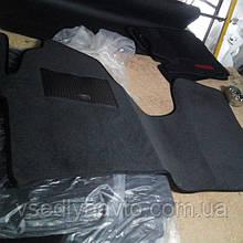 Ворсовые коврики в салон MERCEDES Sprinter 2006-