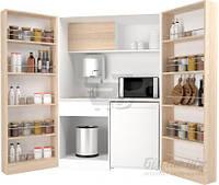 Кухня Смарт-Софи 1,2м с сист. slide line+столешница (Грейд)