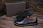 Мужские кожаные туфли Levis Stage 1, фото 4