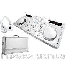 DJ комплект Pioneer CDJ 350 Pack-W-2