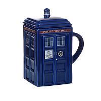 Кружка Geek Land керамическая 3D Doctor Who Tardis Доктор Кто Тардис 20.51
