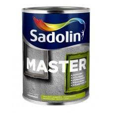 Глянцевая алкидная краска  Sadolin Master 90 1л