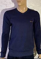 Стильные качественные турецкие мужские свитера свитшоты, фото 1