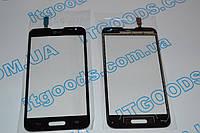 Оригинальный тачскрин / сенсор (сенсорное стекло) для LG Optimus L70 D320 D321 MS323 (черный цвет) + СКОТЧ