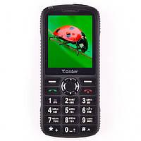 Китайский бабушкофон T. Gstar 008. 2 SIM,2,4 дюйма, FM, Bluetooth.