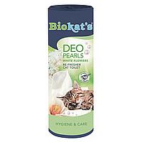 Дезодорант туалета для кошек Biokats «Deo Spring» 700 г (порошок)
