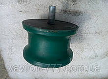 Амортизатор вальца катка  D105x55 M16 производство -  реставрация