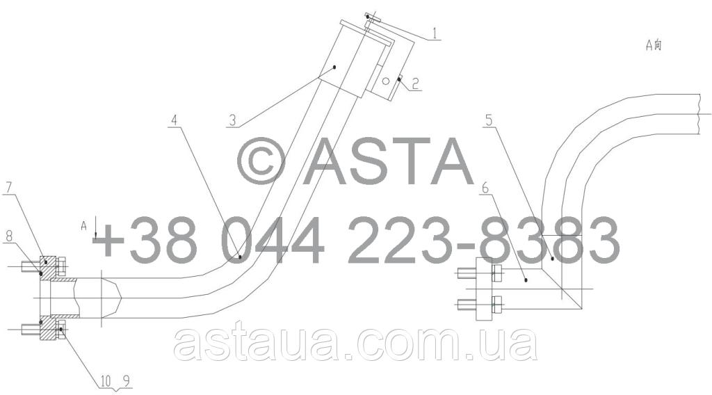 УКАЗАТЕЛЬ УРОВНЯ ТРАНСМИССИОНОГО МАСЛА - Z50F0405