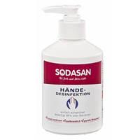 Органическое антибактериальное средство для рук Sodasan
