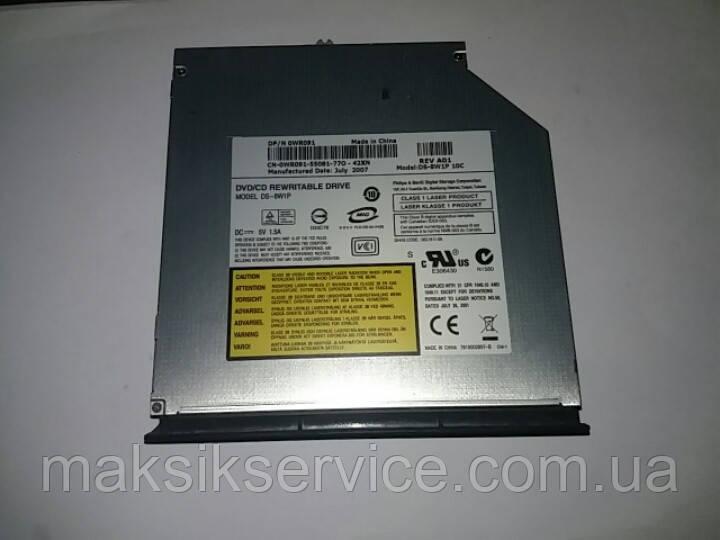 Привод для ноутбука Dell Vostro 1400 DVD-RW DS-8W1P