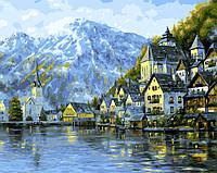 Художественный творческий набор, картина по номерам Прекрасная Австрия, 50x40 см, «Art Story» (AS0028), фото 1