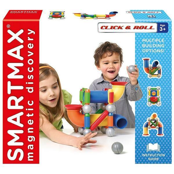 """Магнитный конструктор SmartMax """"Гонки шариков"""" (SMX 404)"""