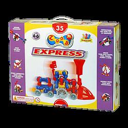 Конструктор Zoob JR. Express (13035)
