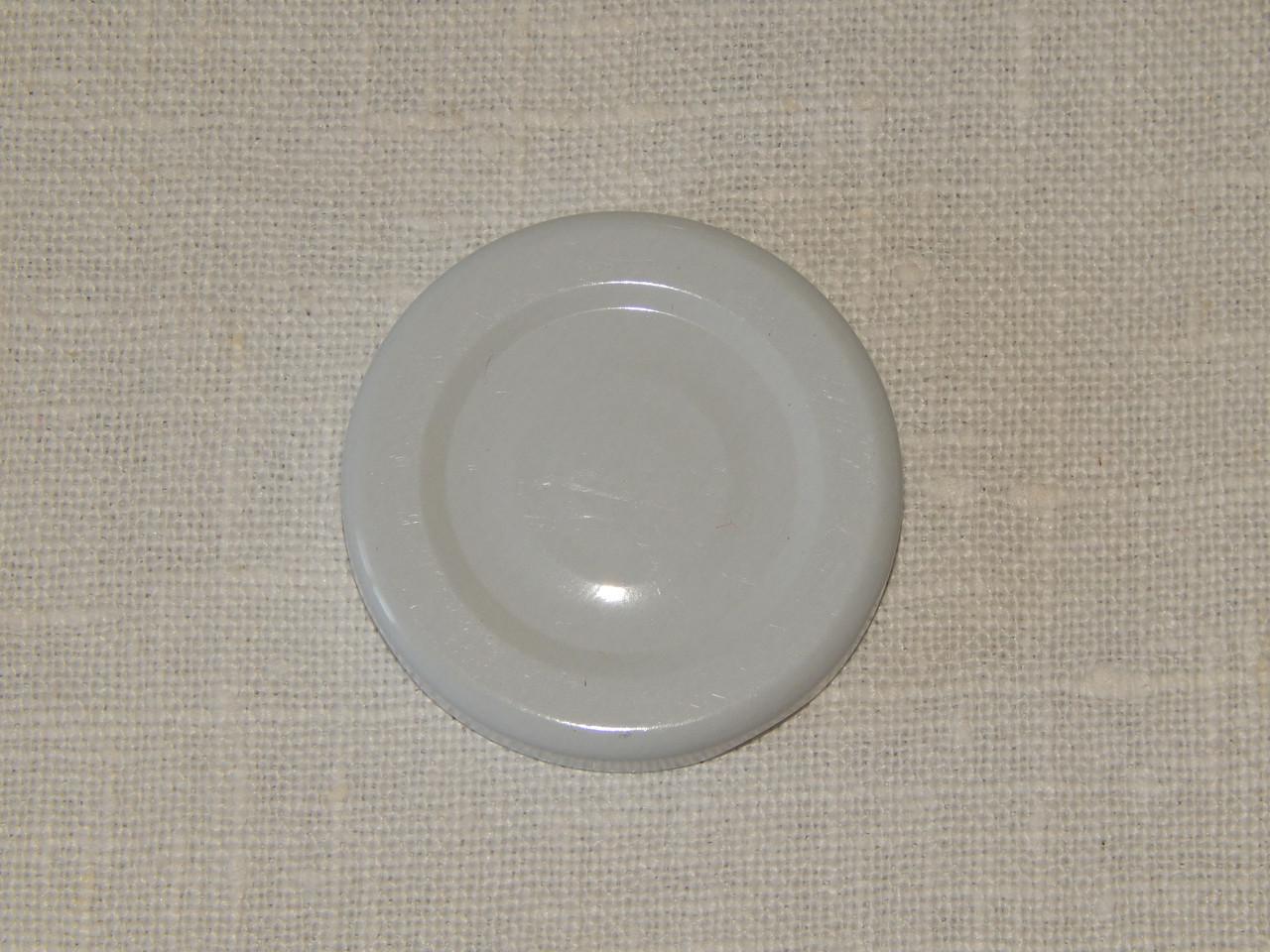 Крышка закаточная твист-офф размер 38 мм белая