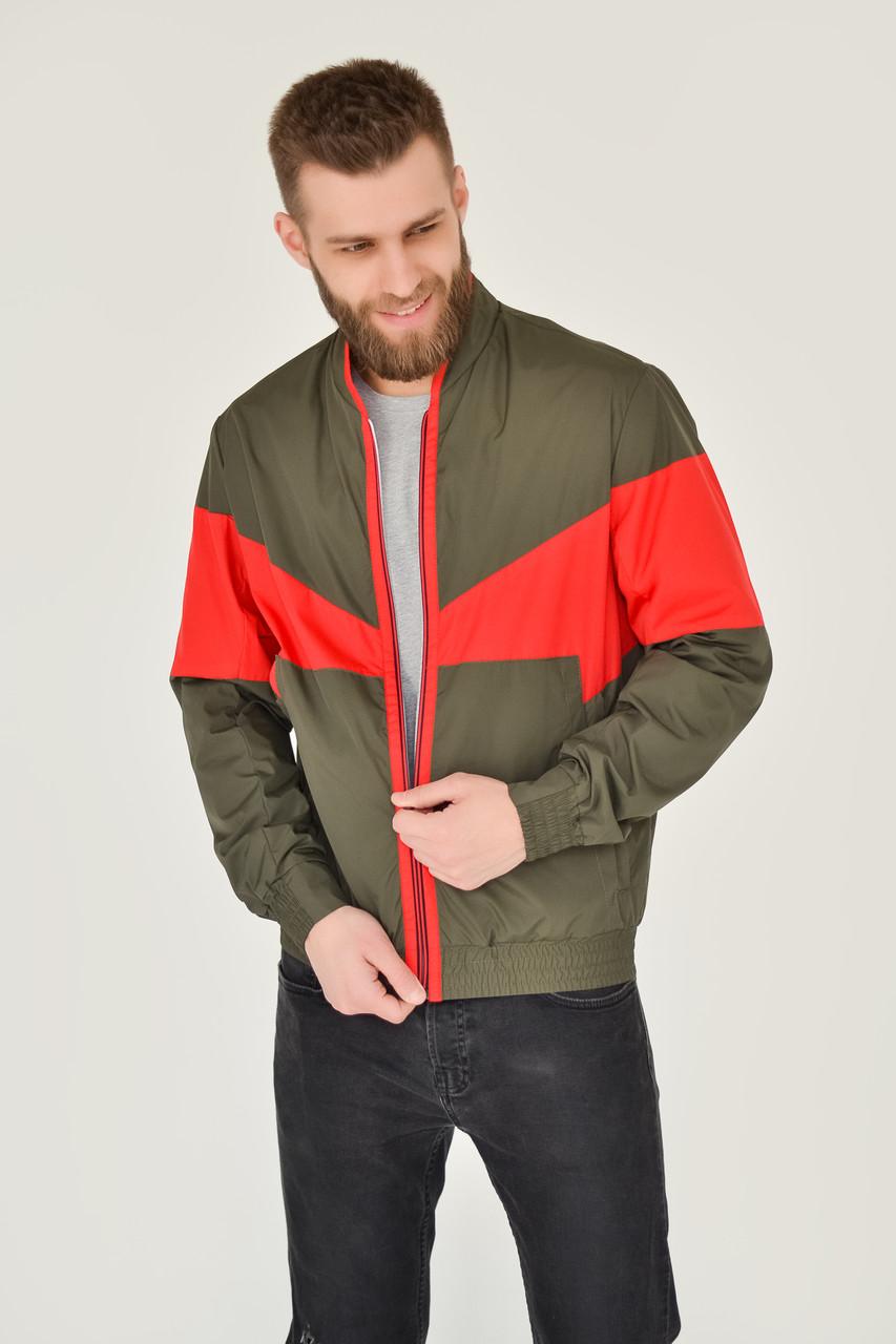 e705d5f672287 Мужская весенняя ветровка NK - «Riccardo» - мультибрендовый интернет-магазин  одежды от украинских