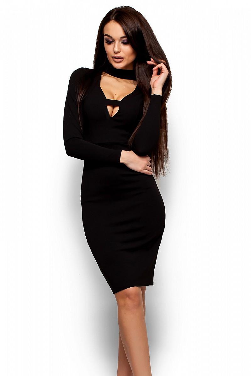 20e25b5bf07ceb (S, M, L) Неповторне чорне вечірнє плаття Monro -