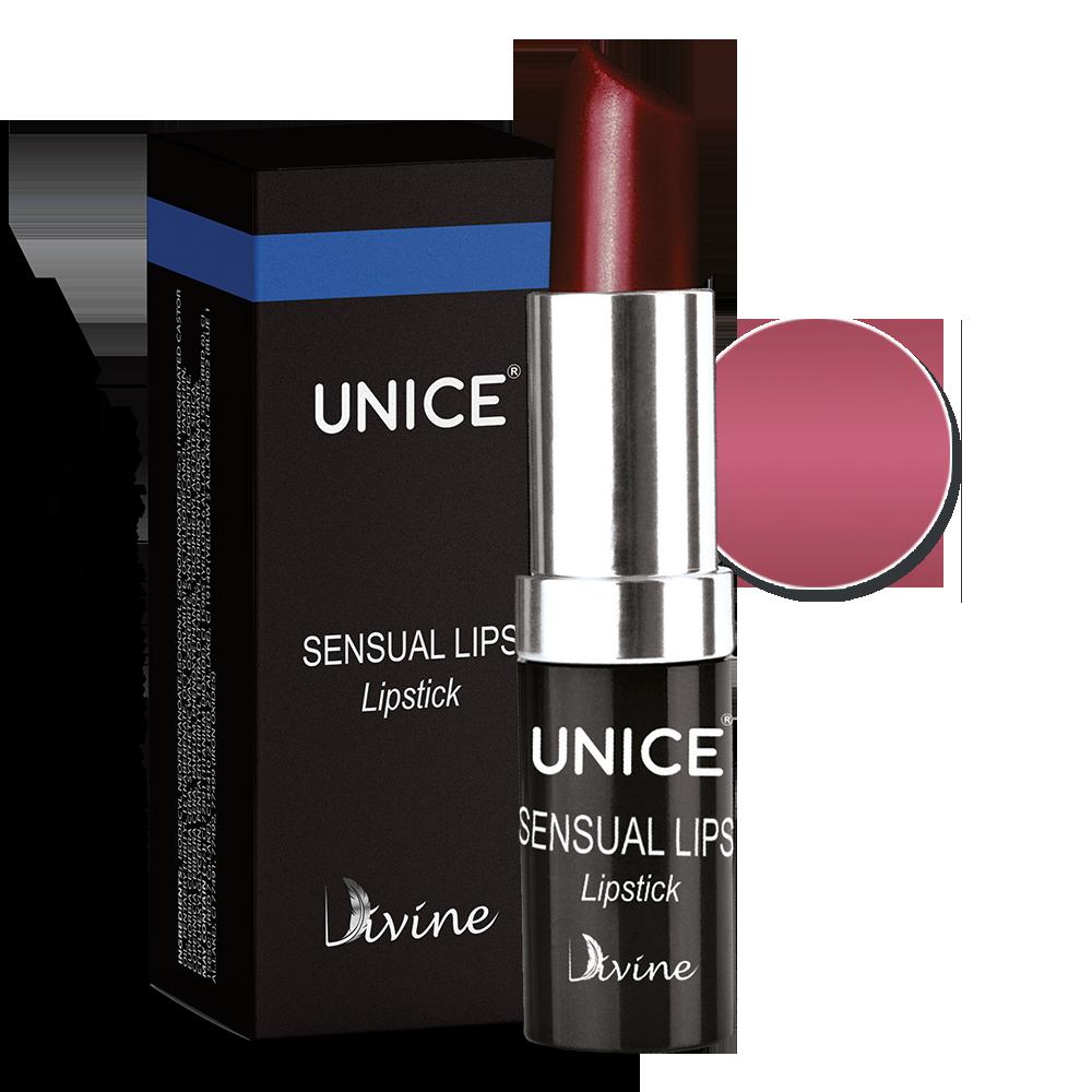 Зволожуюча помада для губ Giz Unice Divine Sensual Lips SL04 4,2 г (3337018)