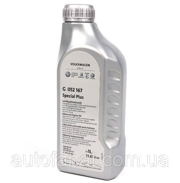 Моторное масло VAG Special Plus 5W-40 1л (G052167M2)