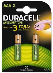 Аккумулятор Duracell HR03BLN02*10 (AAA) 750mAh