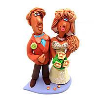 Статуэтка - Жених и невеста