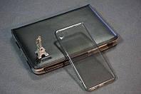 Чехол бампер силиконовый Xperia x dual f5122 Сони ультратонкий