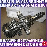 ⭐⭐⭐⭐⭐ Вал вторичный КПП ГАЗ 53 в сборе (Дорожная Карта)  53-12-1701100