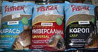 Прикормка FRENZY FISHER карась, карп, универсальная
