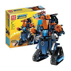 Конструктор 13002 радиоуправляемый MOULD KING Робот Воин, 347 деталей