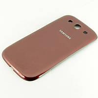 Задняя крышка для Samsung Galaxy S3 i9300, Original, красная /панель/корпус/накладка /самсунг галакси/Samsung i9300/samsung s3