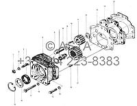 ТРАНСМИССИЯ IX - Шестеренчатый насос - Z50E03T42