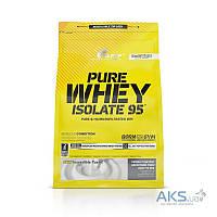Протеин OLIMP Pure Whey Isolate 95 1800g арахисовая паста