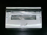 Корпус модульный пластиковый  IEK ЩРН-П-18, фото 1