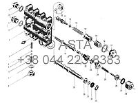 ТРАНСМИССИЯ X - Контрольный Клапан - Z50E03T42