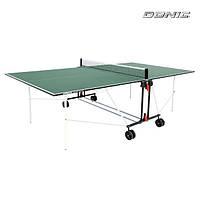 Стол для настольного тенниса Donic 230222-G зеленый