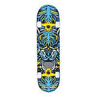 Скейтборд Tempish TIGER 106000042 желтый, фото 1